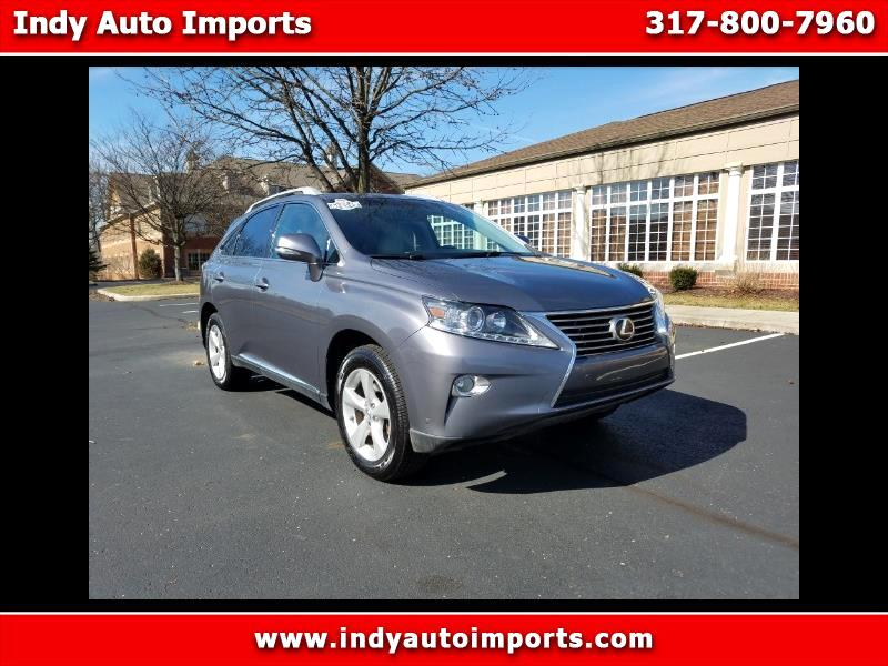 2013 Lexus RX 350 AWD ***APPOINTMENT ONLY***
