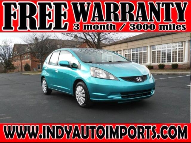 2012 Honda Fit 5-Speed AT ***REBUILT TITLE***