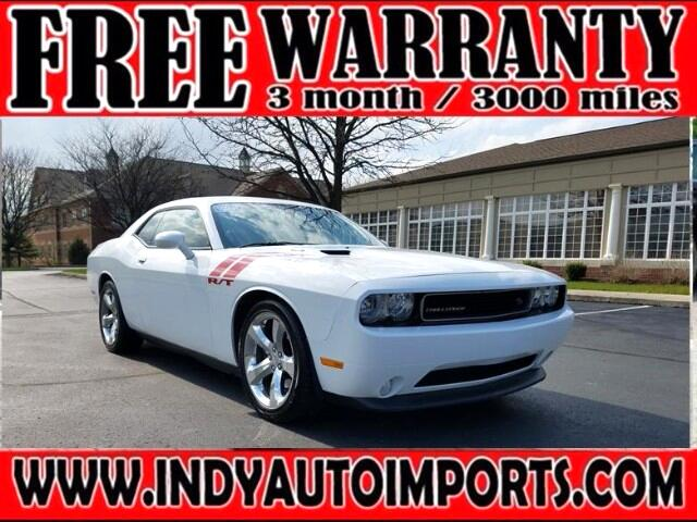 2012 Dodge Challenger R/T Plus