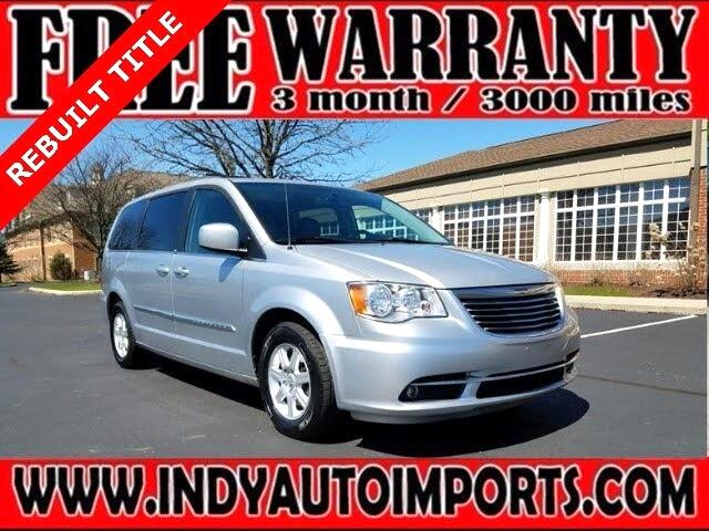 2012 Chrysler Town & Country Touring ***REBUILT TITLE***