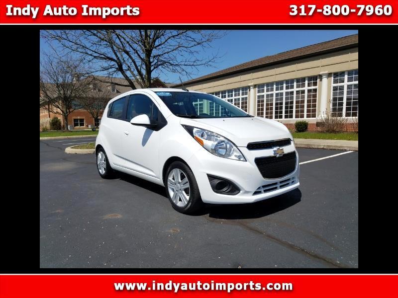 2014 Chevrolet Spark 1LT Auto