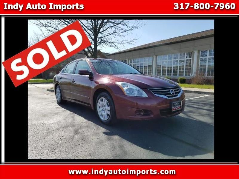 2010 Nissan Altima 2.5 S ***SOLD***