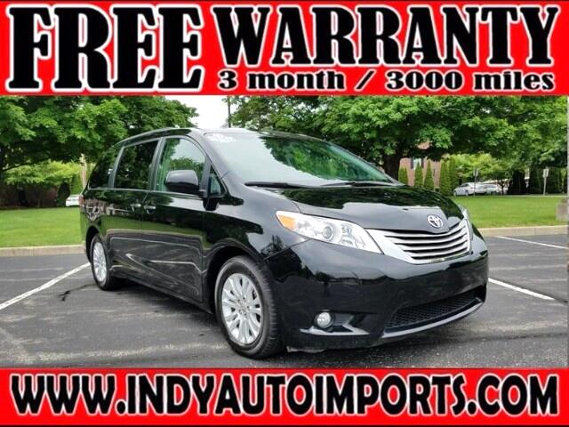 2016 Toyota Sienna Limited FWD ***APPOINTMENT ONLY***