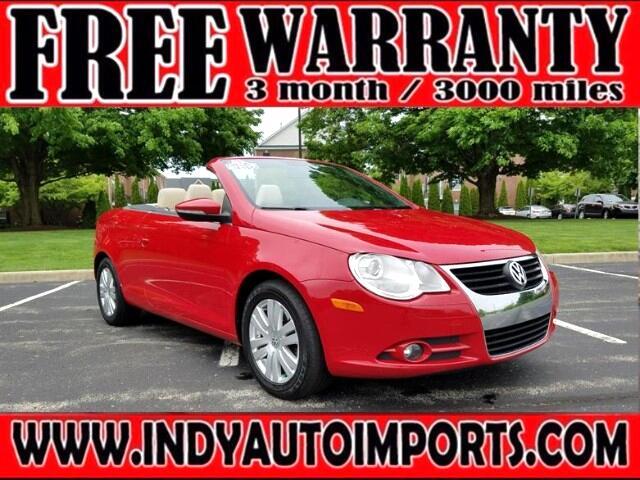 2010 Volkswagen Eos Komfort ***APPOINTMENT ONLY***
