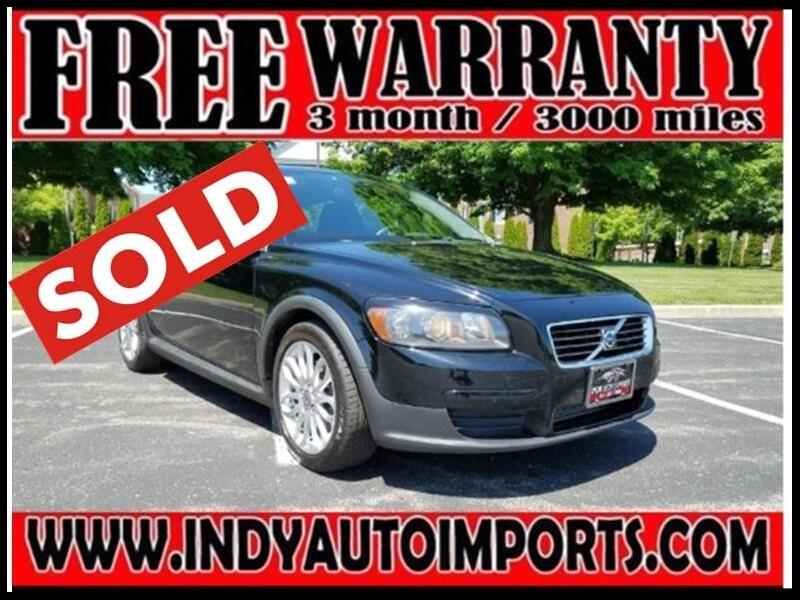 2008 Volvo C30 T5 Version 1.0 ***SOLD***