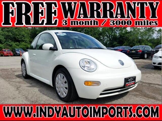 2002 Volkswagen New Beetle GL