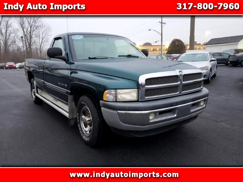 1999 Dodge Ram 1500 Reg. Cab Short Bed 2WD