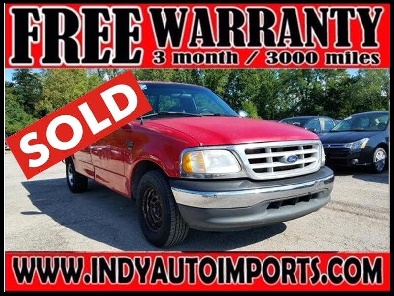 1999 Ford F-150 WS Reg. Cab Long Bed 2WD ***SOLD***