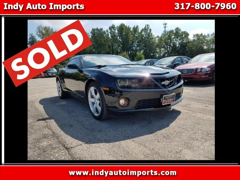 2010 Chevrolet Camaro 1SS Coupe ***SOLD***