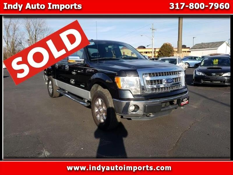 2013 Ford F-150 XLT SuperCrew ***SOLD***