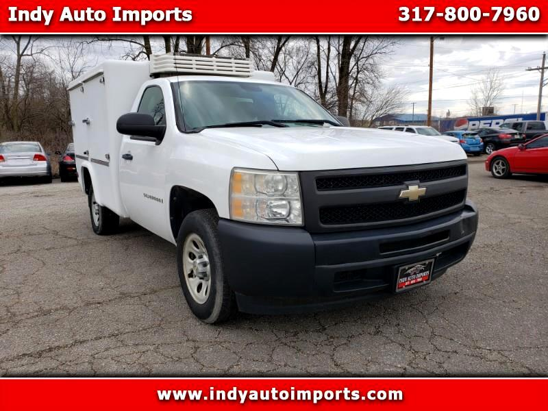 2009 Chevrolet Silverado 1500 Work Truck Long Box ***REBUILT TITLE***