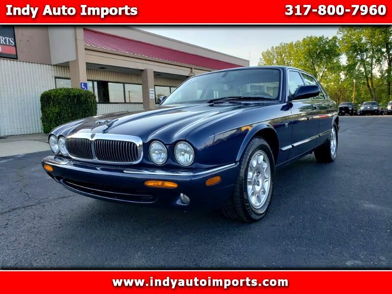 2000 Jaguar XJ Sedan XJ8