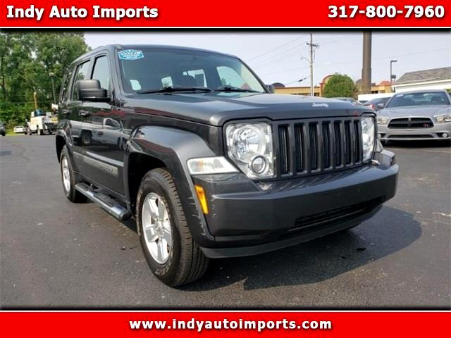 Jeep Liberty Sport 4WD 2011