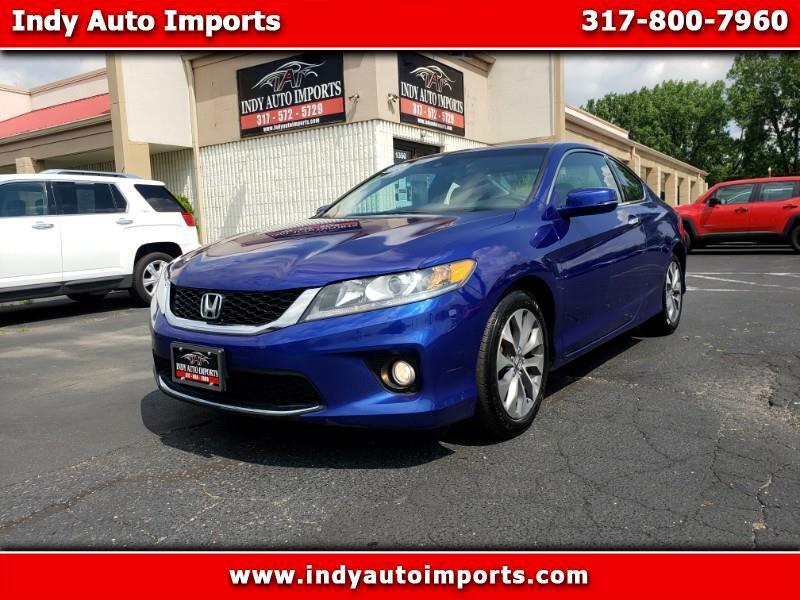 2013 Honda Accord EX-L Coupe CVT
