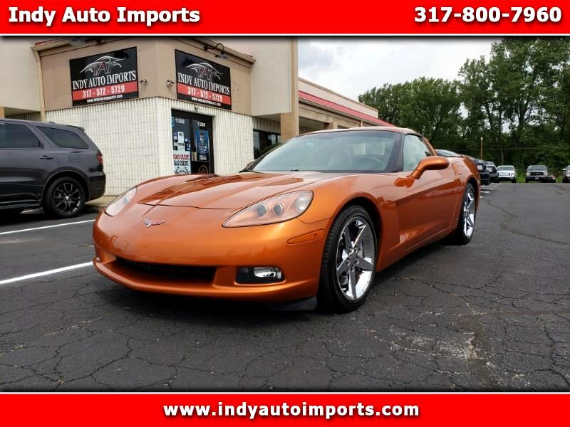 Chevrolet Corvette Coupe LT1 2007