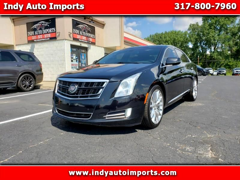 Cadillac XTS TT Platinum AWD 2014