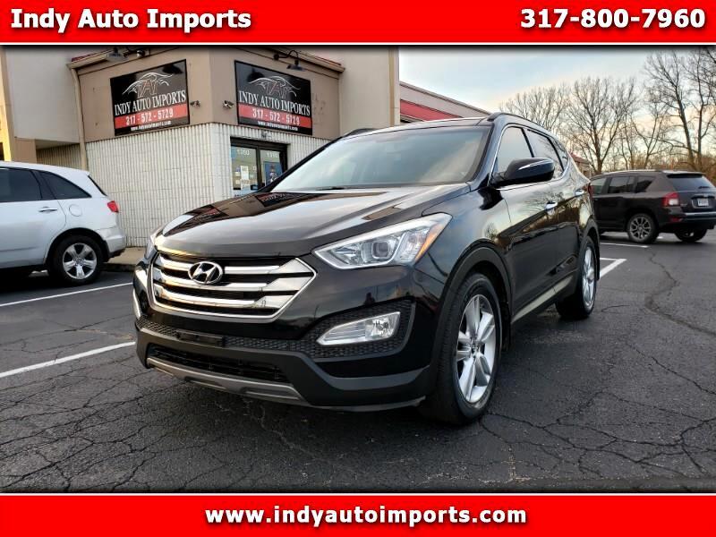 Hyundai Santa Fe Sport 2.0T FWD 2014