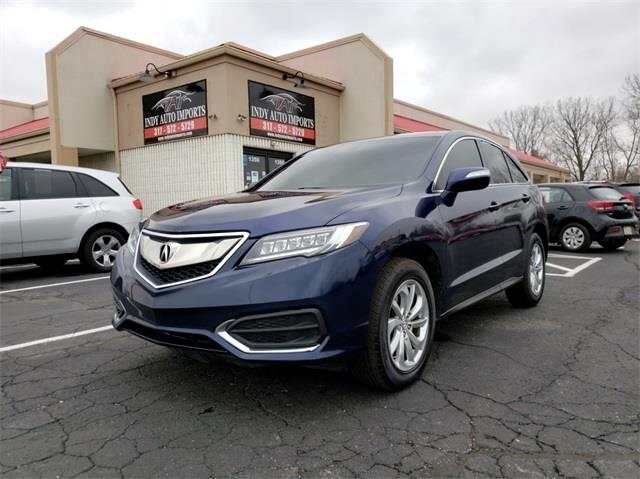 Acura RDX 6-Spd AT AWD w/ Technology Package 2016