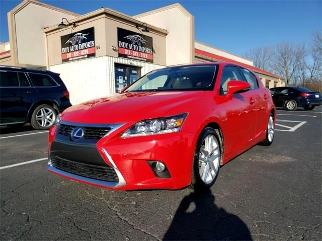 Lexus CT 200h Base 2016