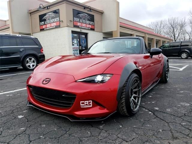 Mazda MX-5 Miata Club 6AT 2016