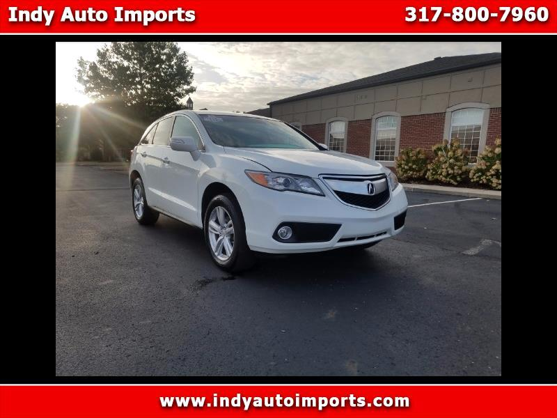 2015 Acura RDX SH-AWD w/Technology Package ***REBUILT TITLE***