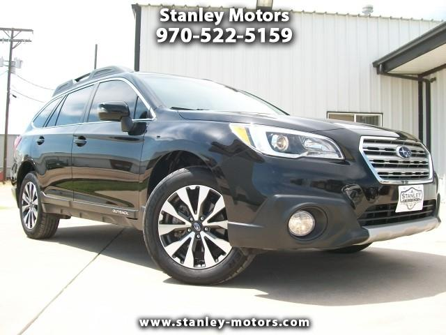 2015 Subaru Outback 2.5i Limited Wagon