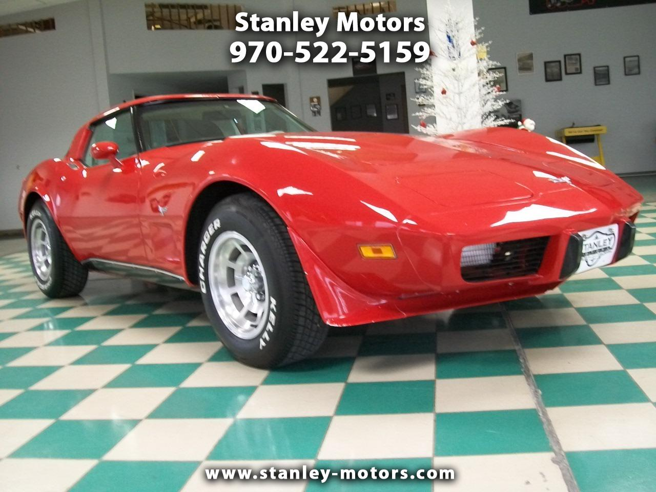 1979 Chevrolet Corvette 2dr Coupe