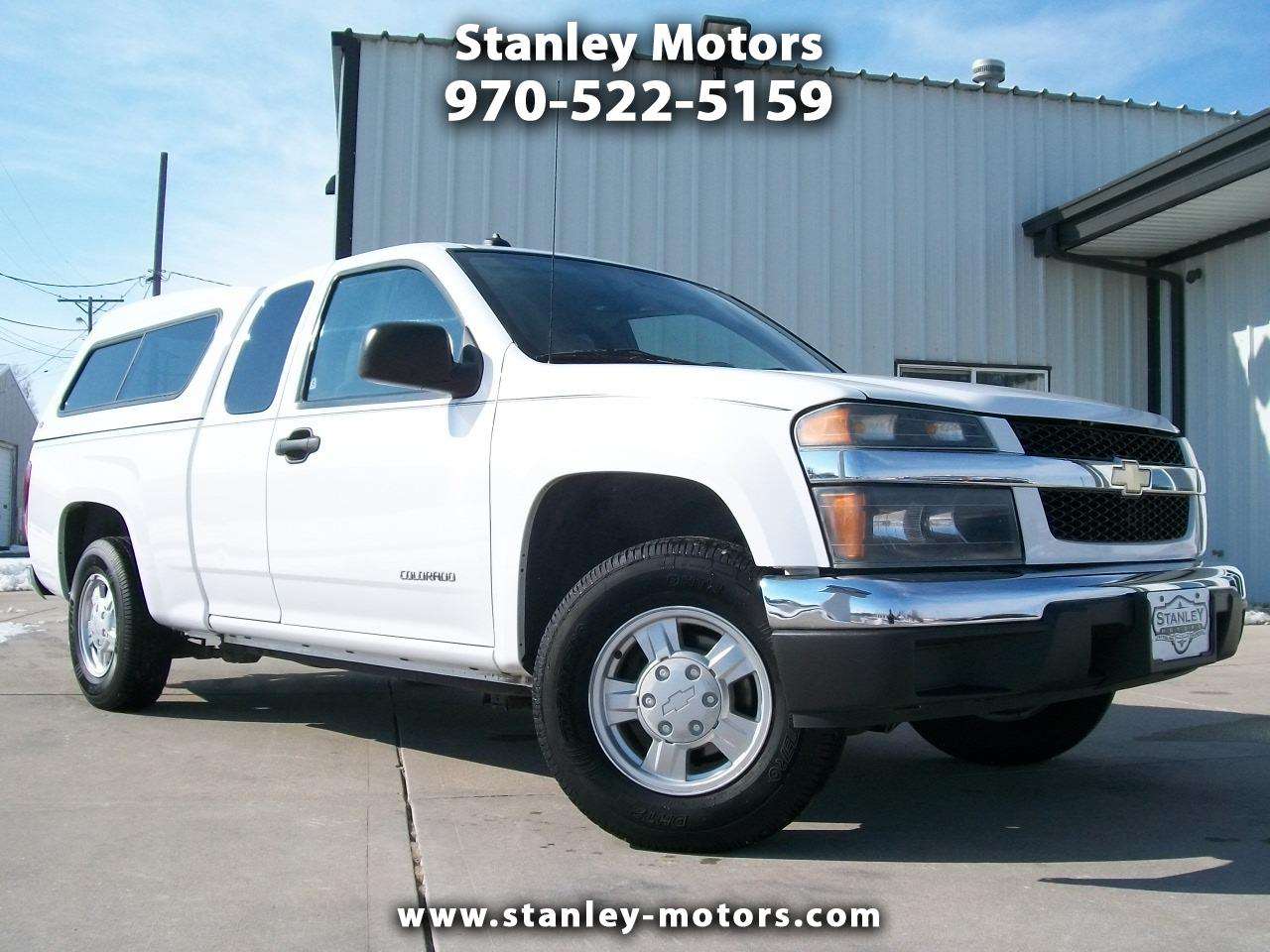 2004 Chevrolet Colorado LS Z85 Ext. Cab 2WD