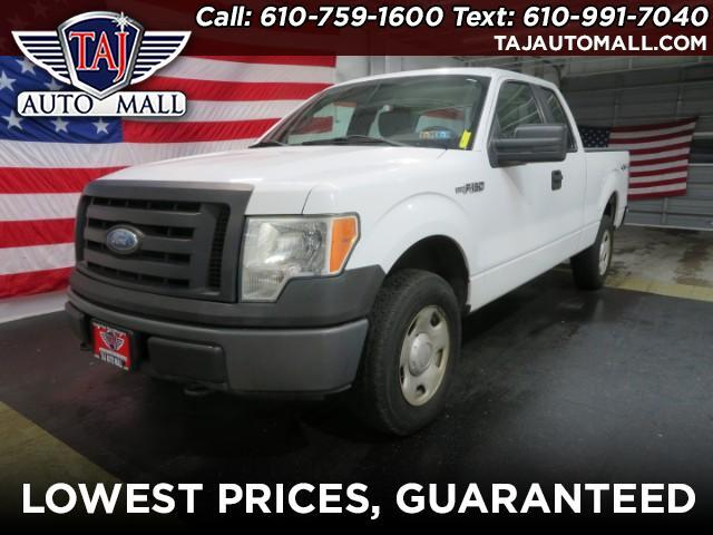 2009 Ford F-150 XL 4WD