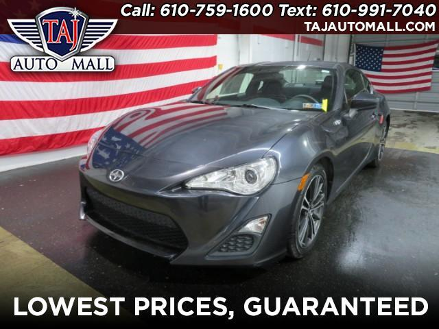 2013 Scion FR-S 2dr Coupe
