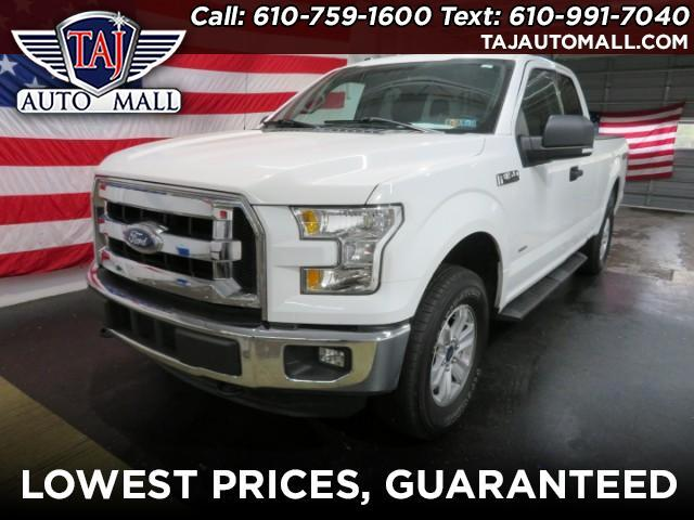 2015 Ford F-150 XLT 4WD Reg Cab 6.5' Box