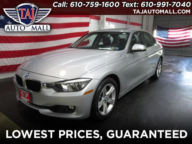 2015 BMW 3-Series 328i xDrive Sedan SULEV