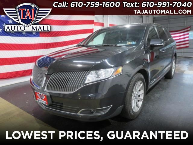 2014 Lincoln MKT Livery AWD