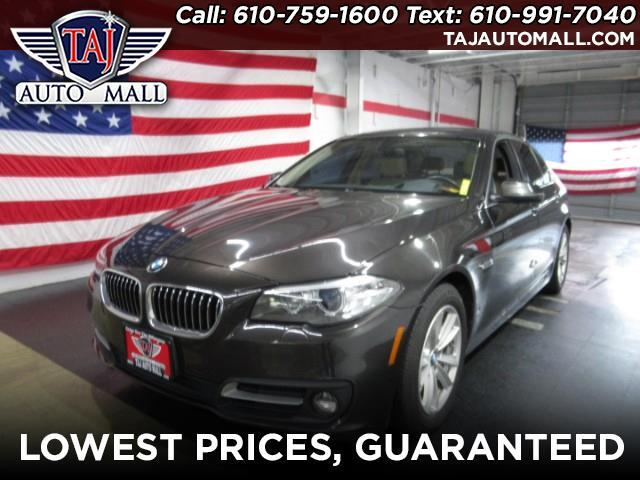 2015 BMW 5-Series 528i xDrive