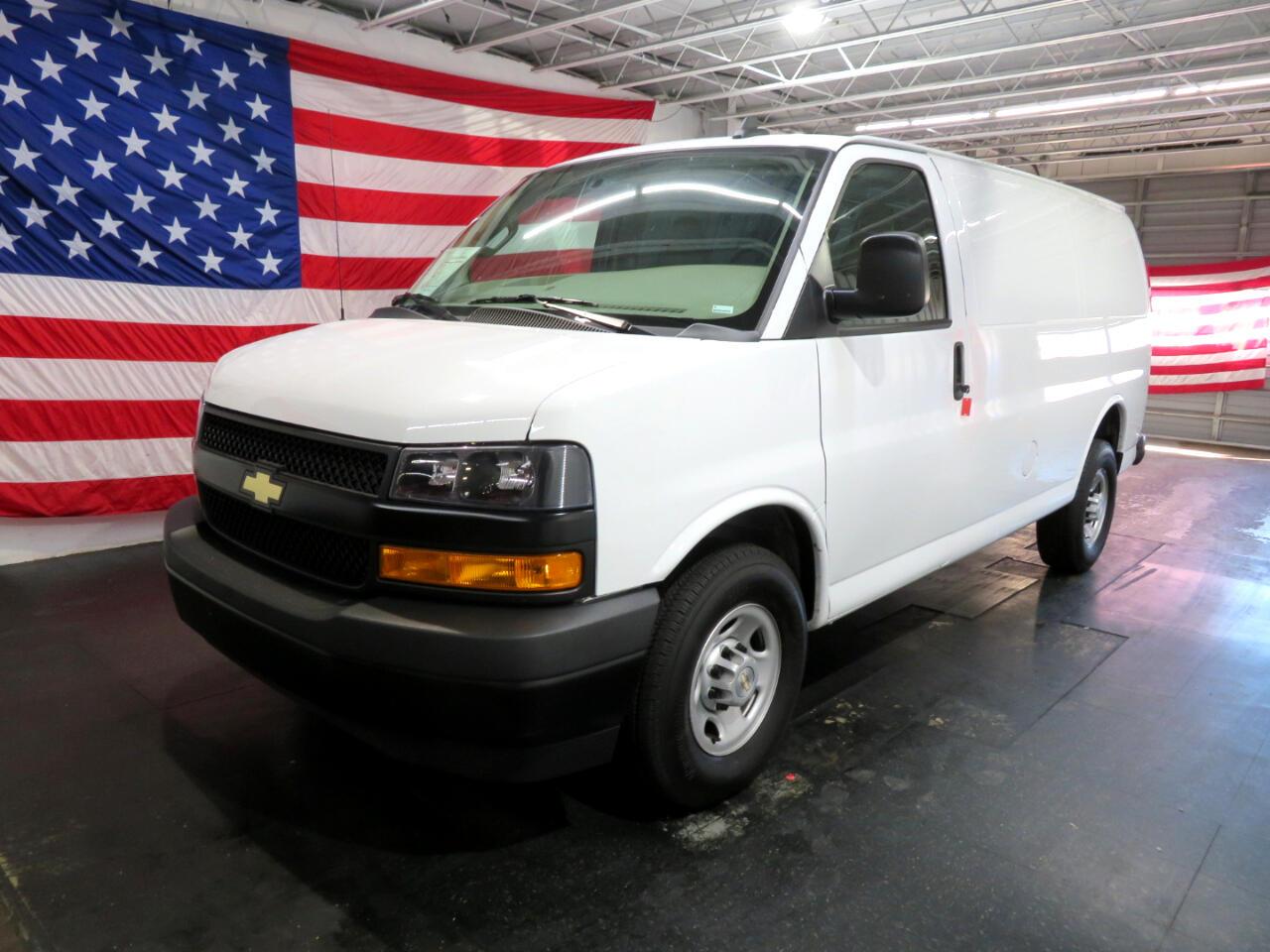 2018 Chevrolet Express Cargo Van G2500