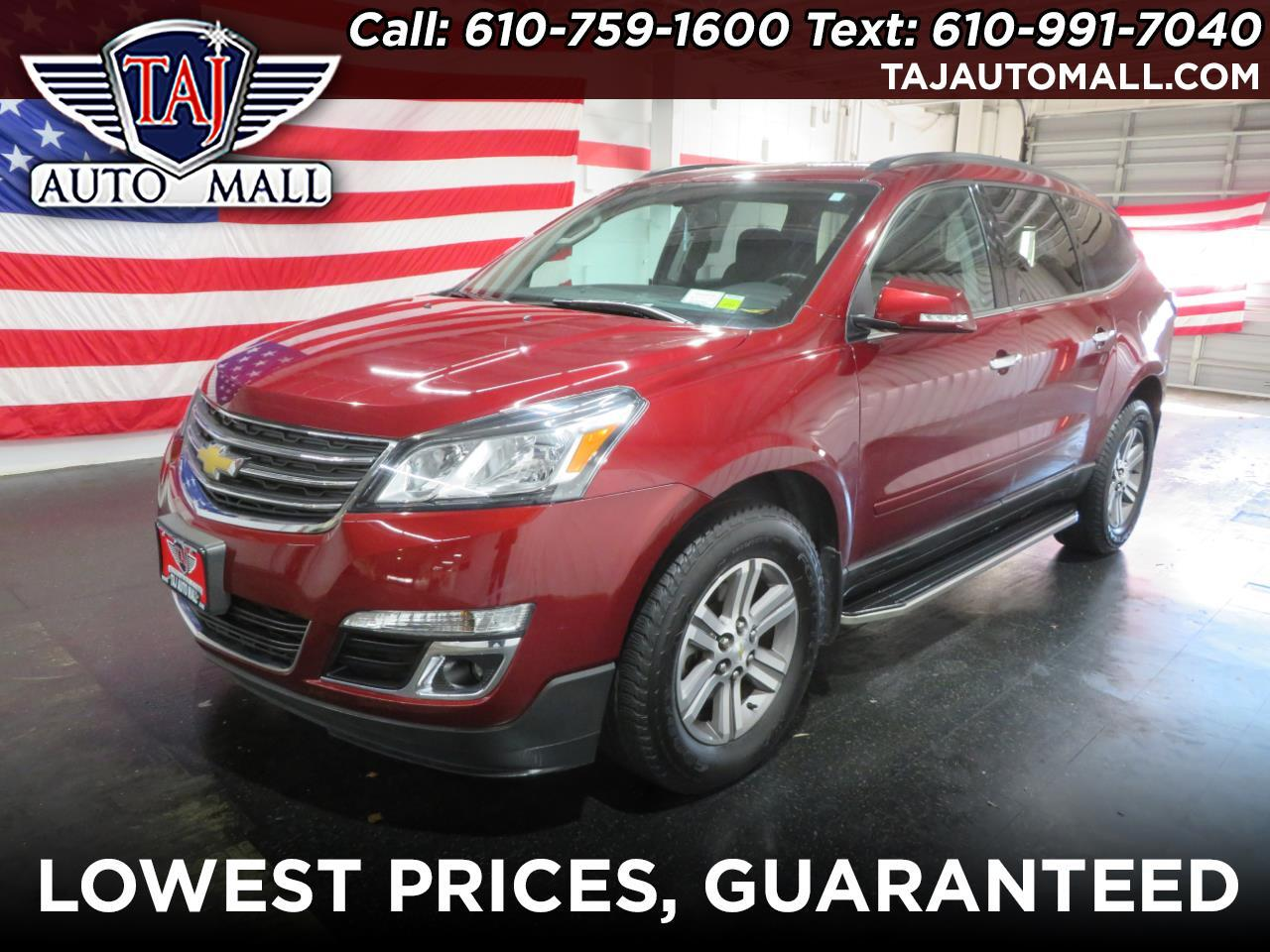 2016 Chevrolet Traverse LT FWD