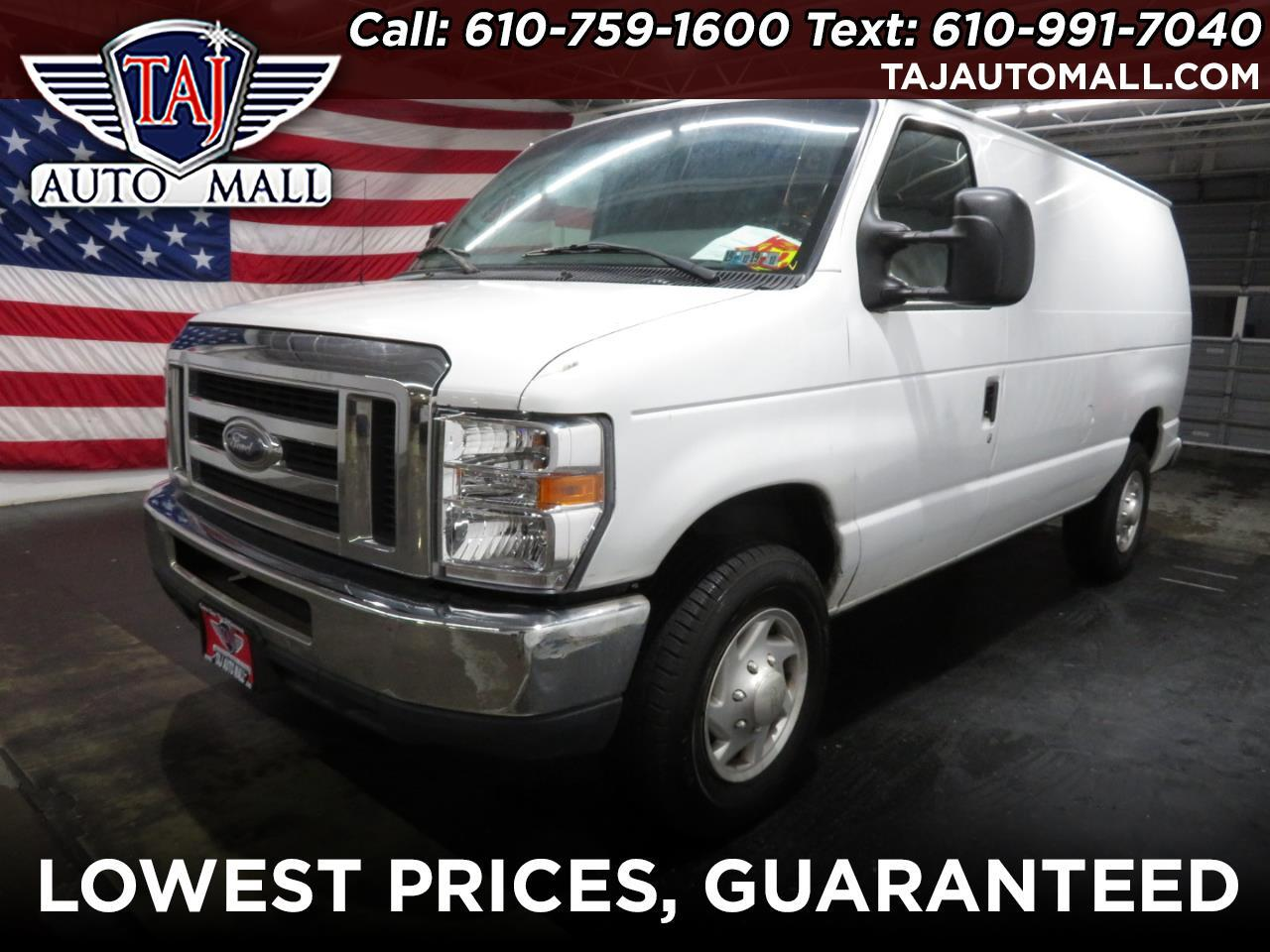 2013 Ford Econoline Cargo Van E-250 Ext Commercial