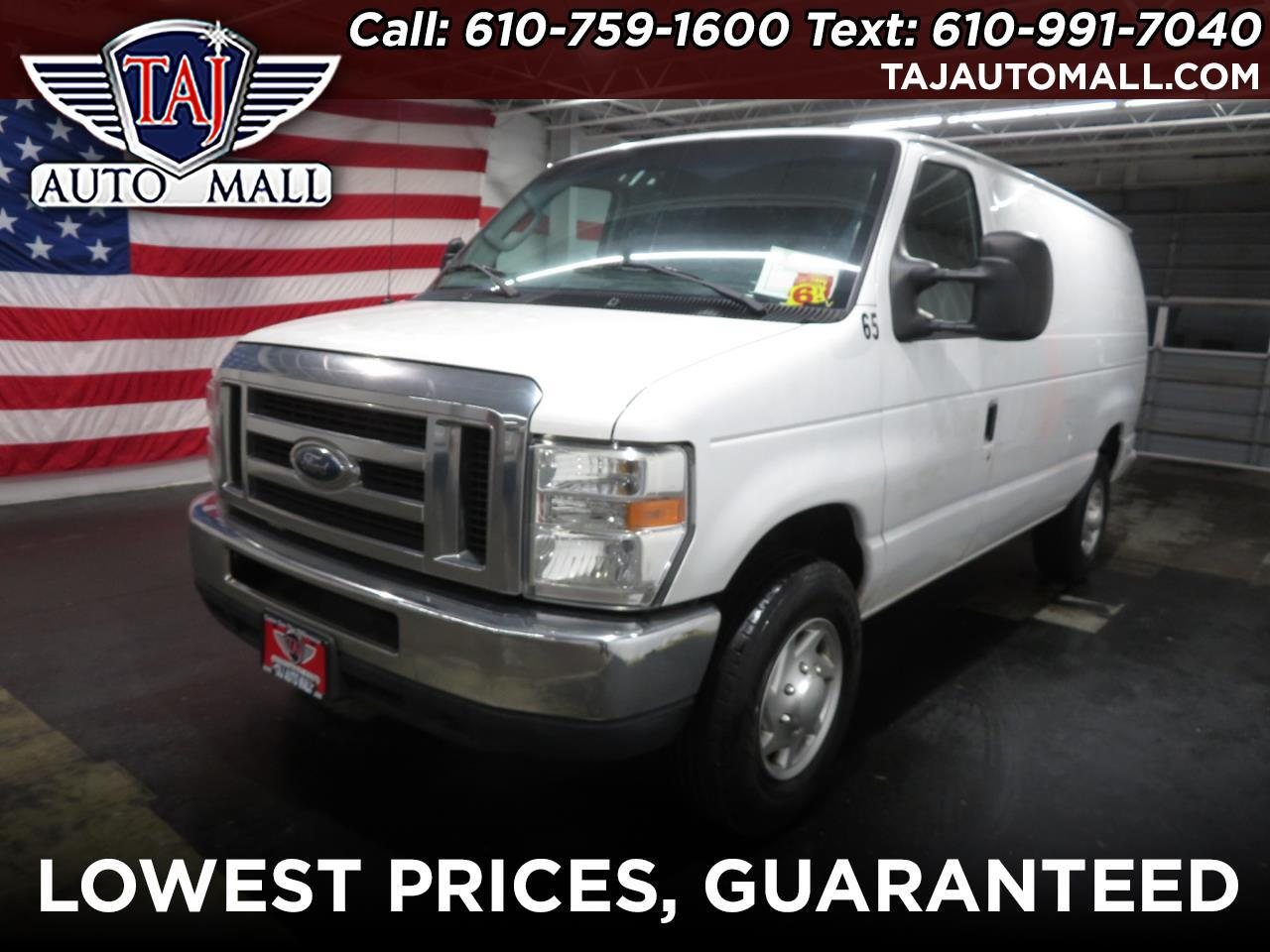 2011 Ford Econoline Cargo Van E-150 Ext Commercial