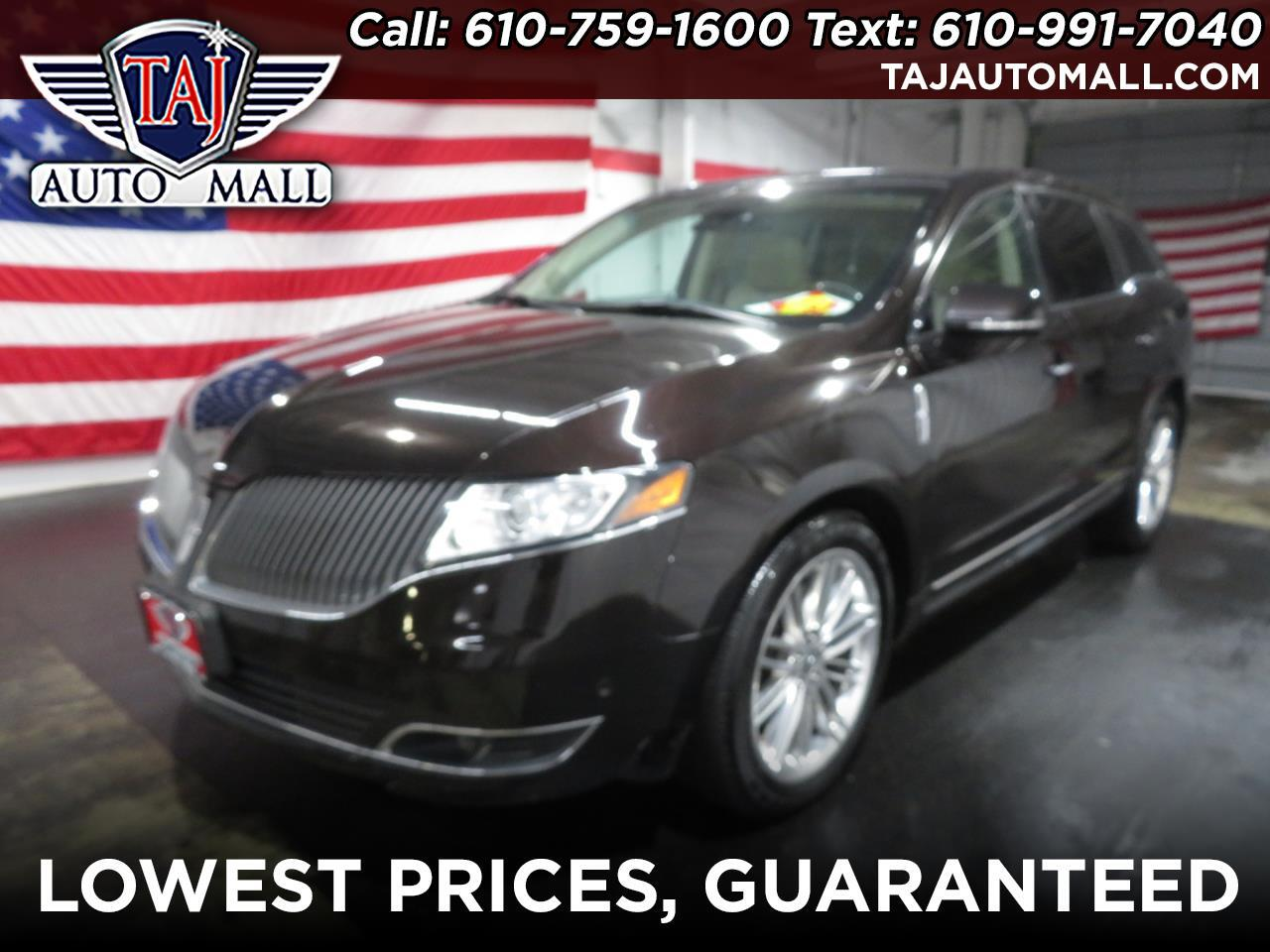 2014 Lincoln MKT 3.5L AWD