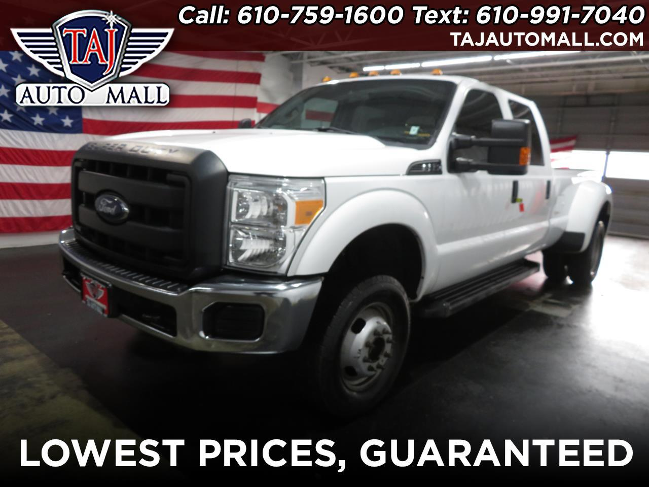 2015 Ford Super Duty F-350 DRW XL