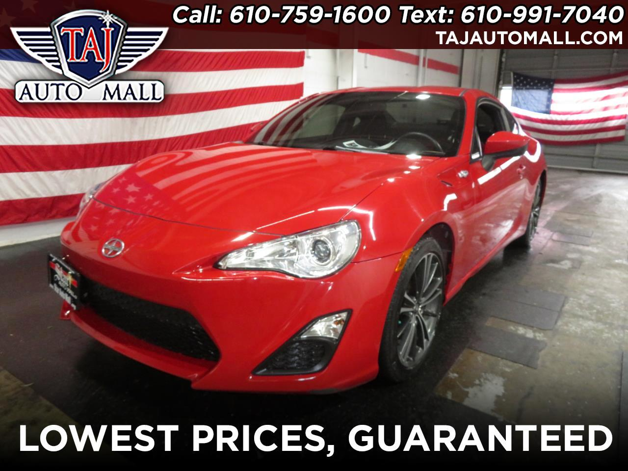 2014 Scion FR-S 2dr Cpe Auto (Natl)