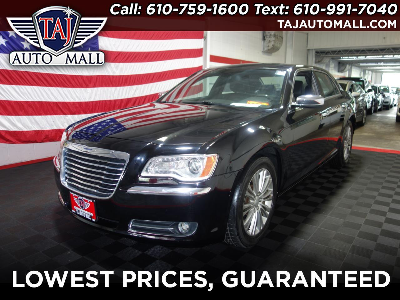 2012 Chrysler 300 300C AWD