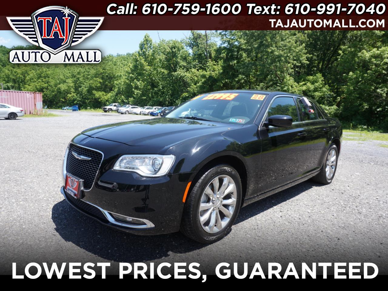 2016 Chrysler 300 4dr Sdn Limited AWD
