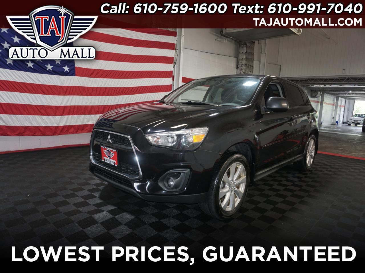 Used 2014 Mitsubishi Outlander Sport SPORT for Sale in