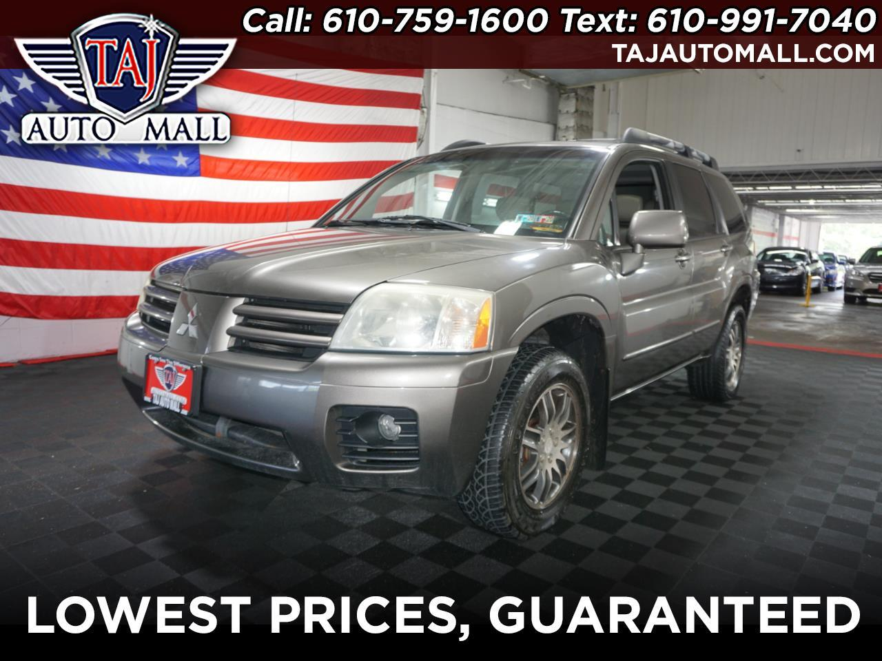 2004 Mitsubishi Endeavor 4dr AWD Limited