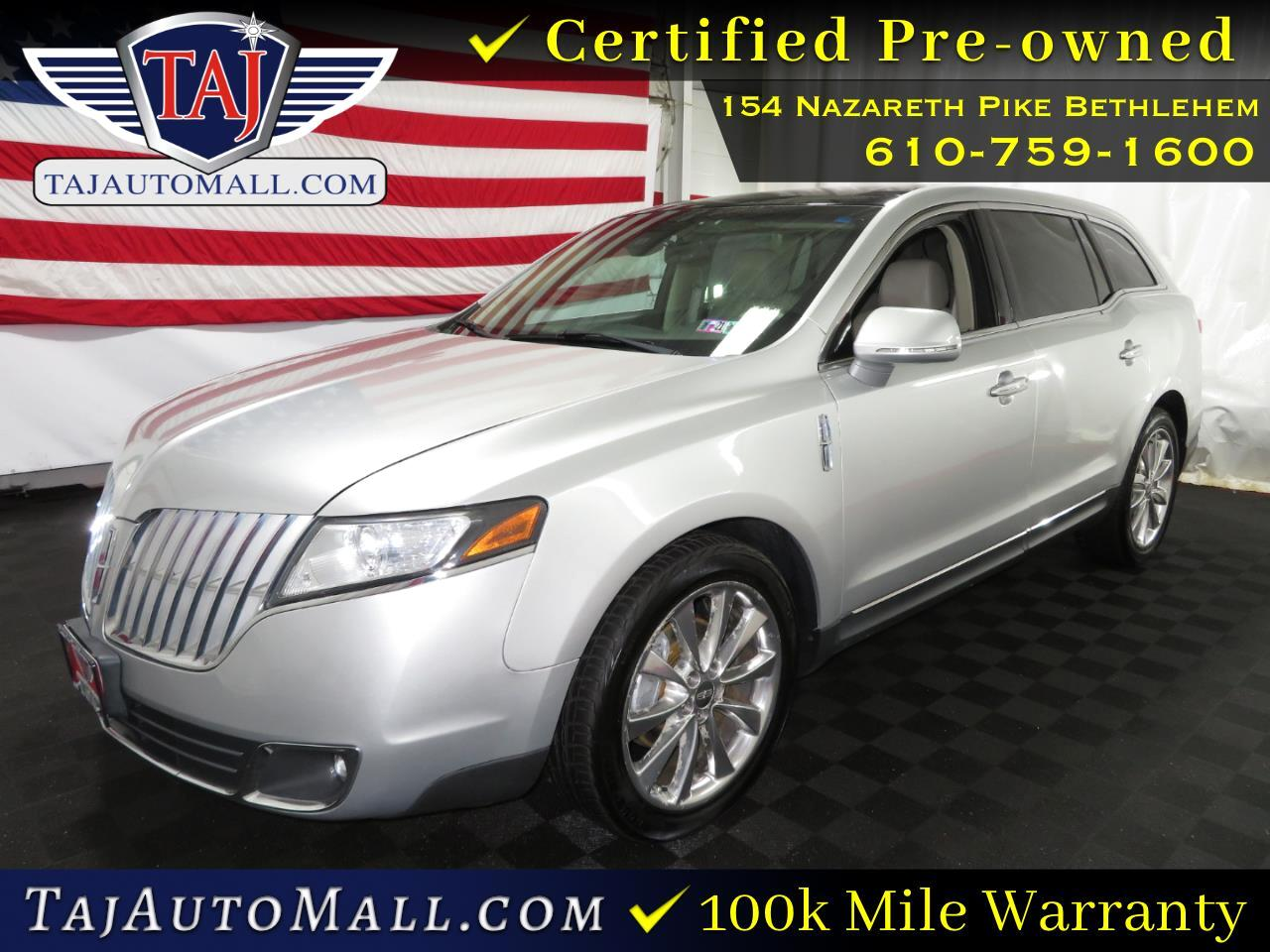 Lincoln MKT AWD 2011