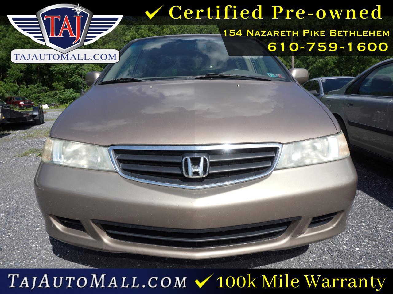 Honda Odyssey EX-L 2003