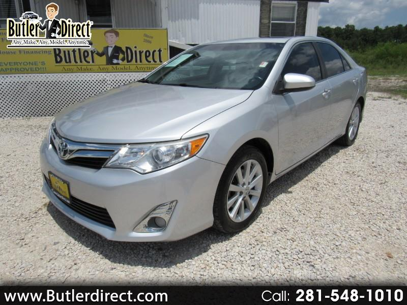 2014 Toyota Camry XLE 5-Spd AT