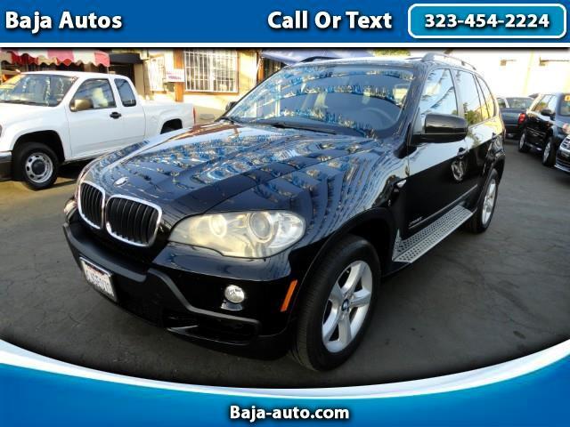 2009 BMW X5 AWD 4dr 30i