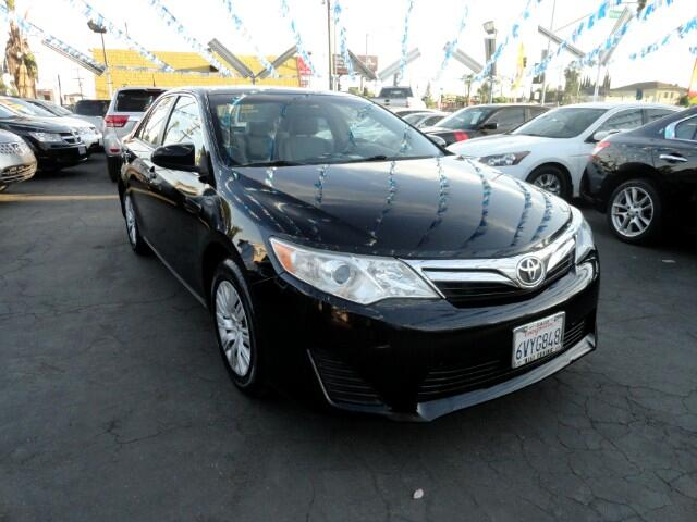 used 2012 toyota camry 4dr sdn i4 auto se sport limited edition natl for sale in los angeles. Black Bedroom Furniture Sets. Home Design Ideas